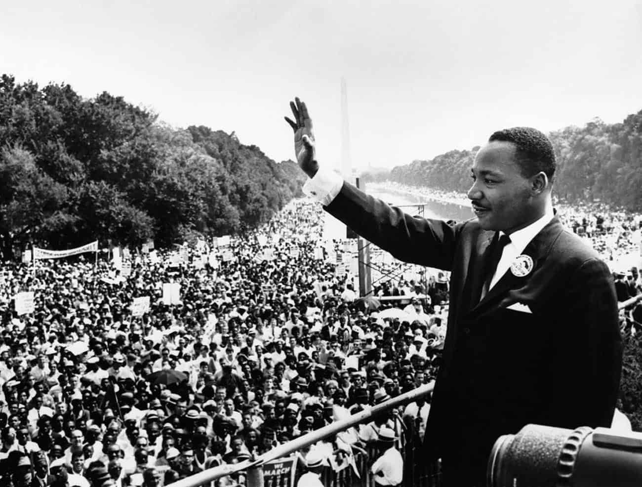 martin-luther-king August 28, 1963