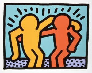 Keith-Haring-AIDS